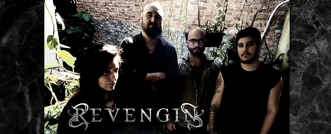 REVENGIN: New Lyric Video teaser released for a new music!