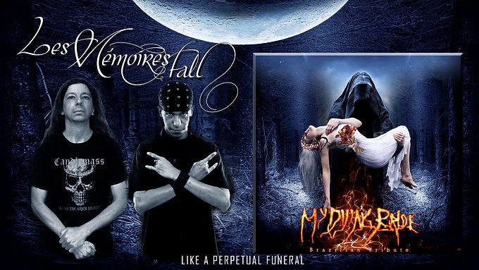 LES MÉMOIRES FALL: Disponible versión de tema de My Dying Bride