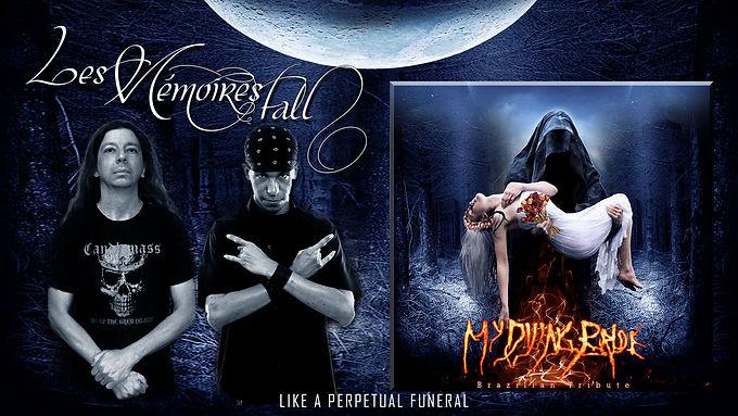 LES MÉMOIRES FALL: Disponible versión de tema de My Dying Bride