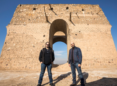 ANOUSHBARD: Iranian band releases new video in quarantine format