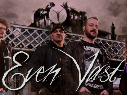EVEN VAST: Entrevista para el blog Metal Psique