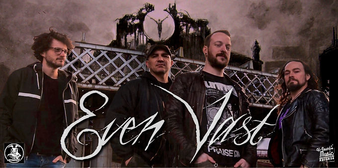 EVEN VAST: Entrevista para o blog Metal Psique