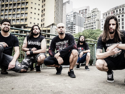 "SETFIRE: Divulgado Making of do vídeo clipe ""Paralyzed"""