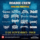 SETFIRE: Confirmed at the Roadie Crew Online Festival!