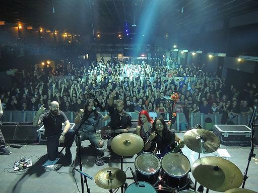 BRIGHTSTORM: Banda lanza vídeo de exitoso show junto a Delain y VUUR!
