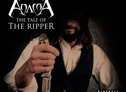 "ANAMA: Jack the Ripper strikes again in ""The Tale of The Ripper"" video"