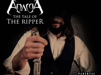 "ANAMA: Jack, El Destripador ataca nuevamente en el vídeo ""The Tale of The Ripper"""