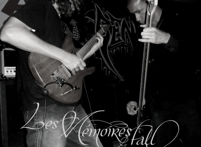LES MEMOIRES FALL: Entrevista para el Blog Metal Psique!