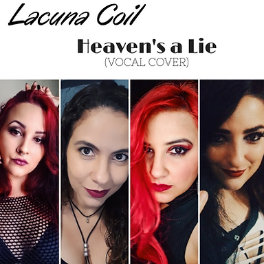 EM MUSIC SESSIONS: Lacuna Coil vocal cover released, with 4 great Brazilian metal vocalists!