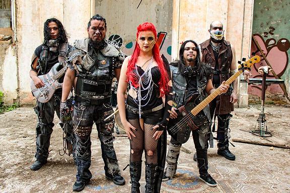 BRIGHTSTORM: Nuevo video musical lanzado, inspirado en la película Mad Max
