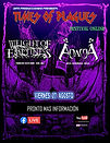 EM Music Management: AnamA and Weight of Emptiness announced at Chilean festival!