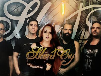 SILENT CRY: Liberado novo vídeo da banda
