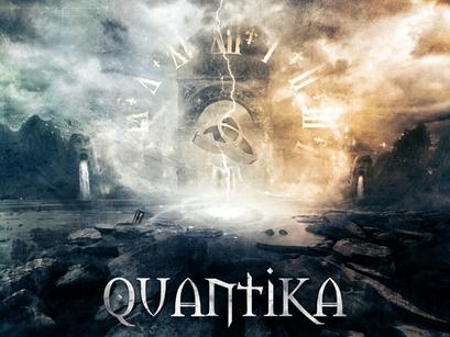 QUANTIKA: Resenha do EP no site  Rock Vibrations