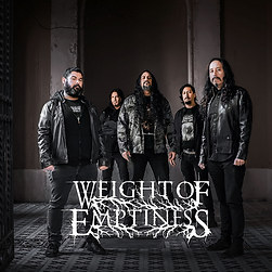 WEIGHT OF EMPTINESS: Banda se une al cast de EM Music Management!