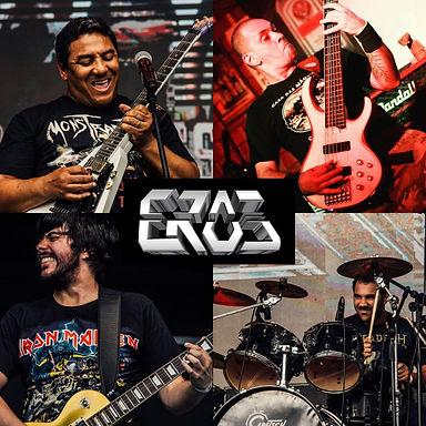 EROS: Divulgado Lyric Vídeo de faixa épica do primeiro disco da banda!