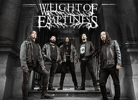 WEIGHT OF EMPTINESS: Banda gana importante premio de la música chilena