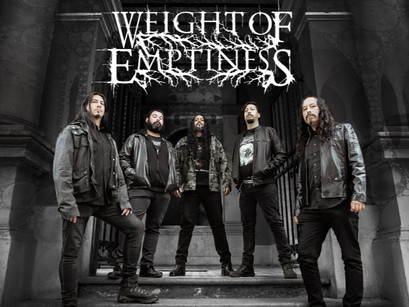 WEIGHT OF EMPTINESS: Banda ganha importante prêmio da música chilena