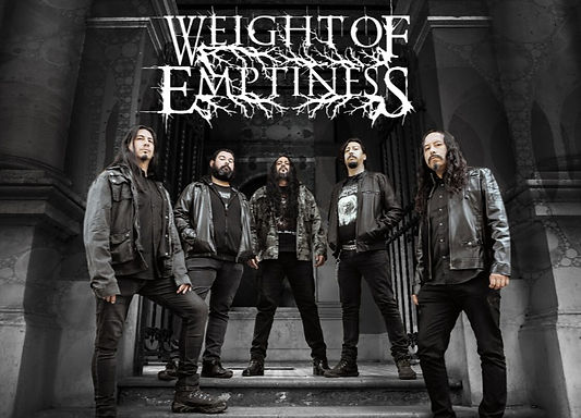 WEIGHT OF EMPTINESS: Band wins important Chilean music award