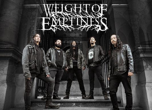 Weight of Emptiness: Banda gana importante premio de la música chilena