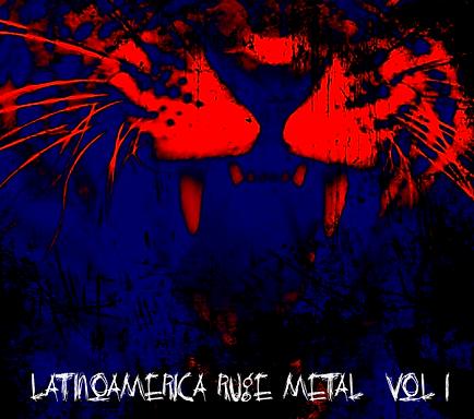 """QUANTIKA: Presente na coletânea """"Latinoamerica Ruge Metal Vol. 1"""""""