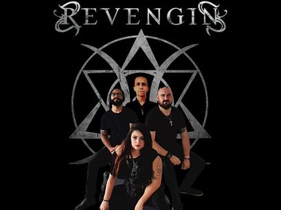 REVENGIN: Mantendo o alto nível de seu Symphonic Metal em novo vídeo clipe!