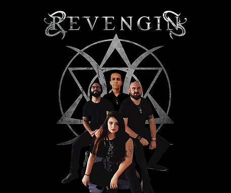 REVENGIN: ¡Anunciado nuevo bajista!