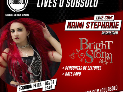 BRIGHTSTORM: Live for O Subsolo!