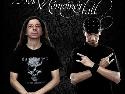 LES MEMOIRES FALL: New band video clip released!