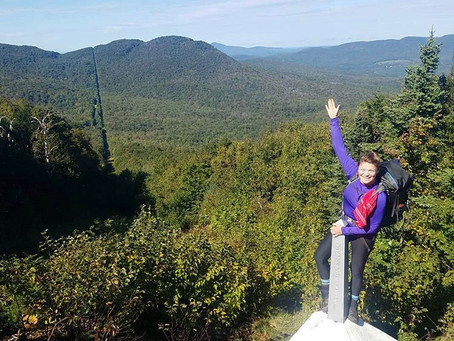 My Own ~The Long Trail ~273 Miles From Vermont To Canada