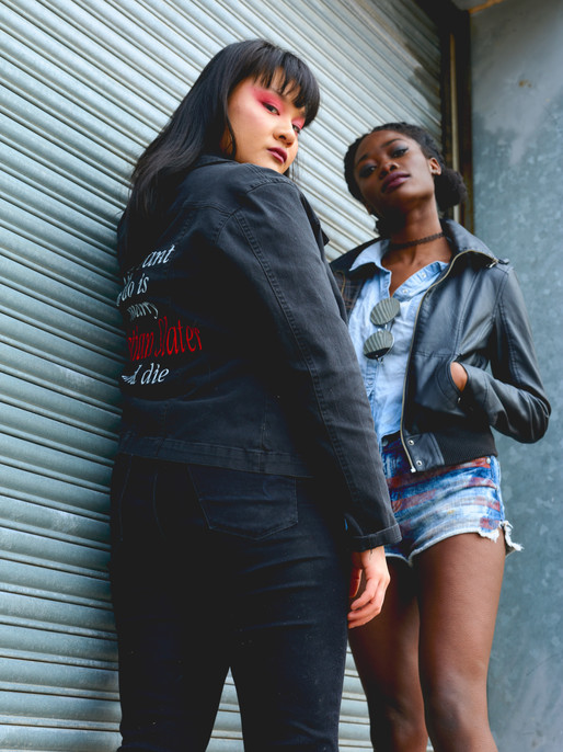 Photographer: Dillon  Phantharangsy Model: Mikayla Kwan & Adwoa Armah