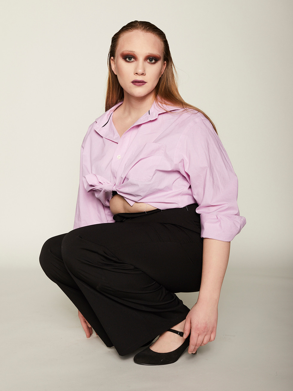 Photographer: Riley Stewart  Model: Carmen Hanna
