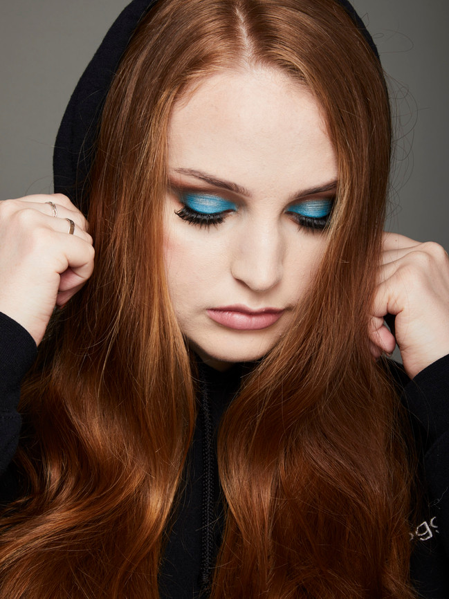 Photographer: Riley Stewart  Model: Alex Bleau