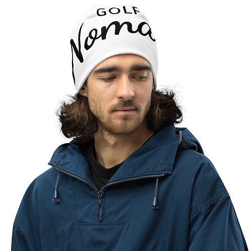 Fancy Nomad All-Over Print Beanie