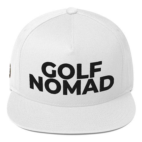 Bold Nomad Flat Bill Cap