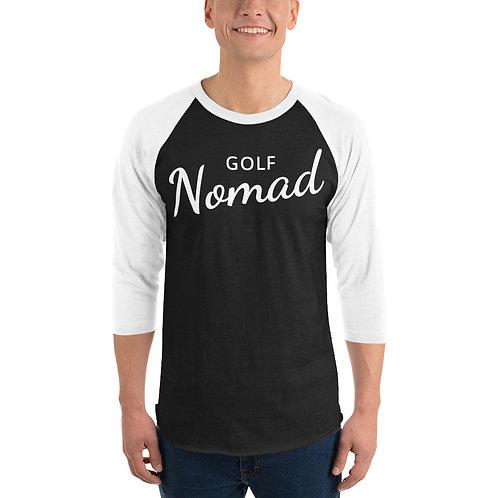 Fancy Nomad 3/4 sleeve raglan shirt