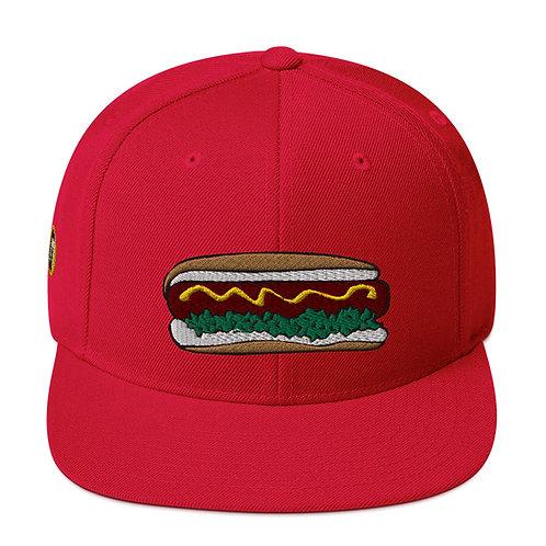 "Snapback ""TurnDog"" Hat"