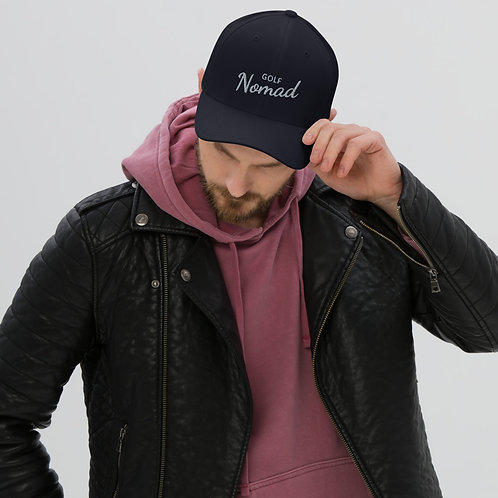 Fancy Nomad Structured Twill Cap