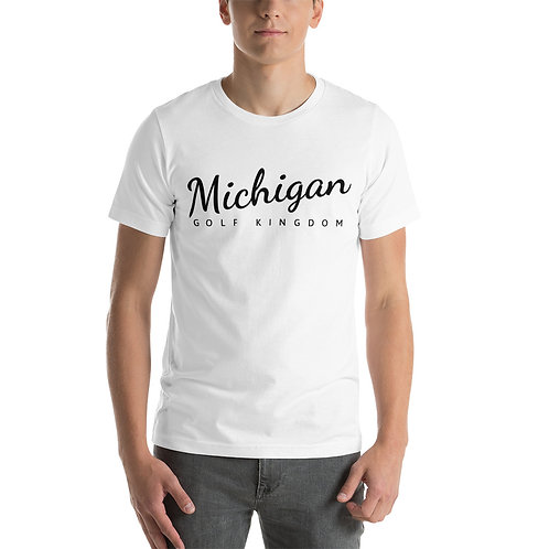 Michigan Kingdom Short-Sleeve Unisex T-Shirt