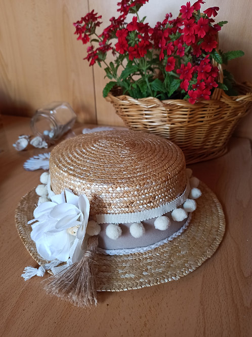 Sombrero Pompones