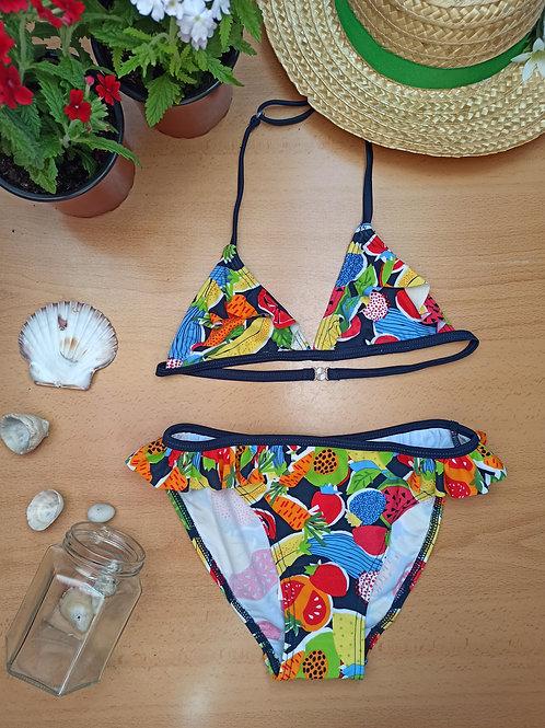Conjunto Bikini Colección Multifrutas