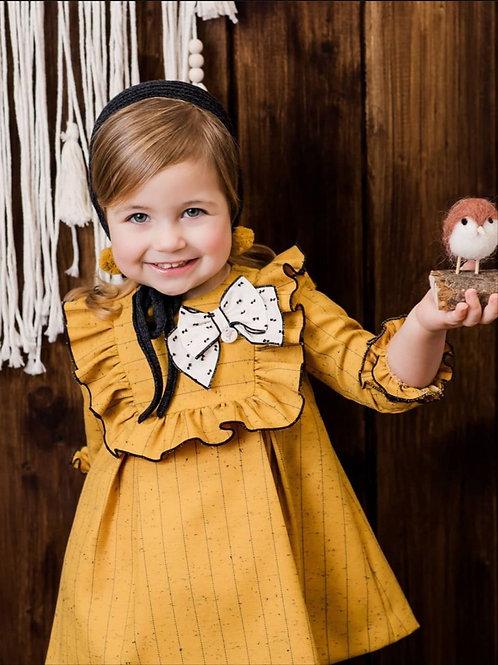 Vestido bebé niña familia Mimosa FOQUE
