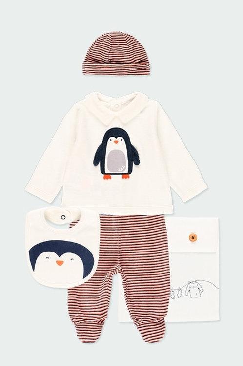 Pack punto combinado familia pingüino BOBOLI