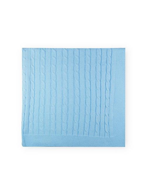 Toquilla ochos azul SARDON