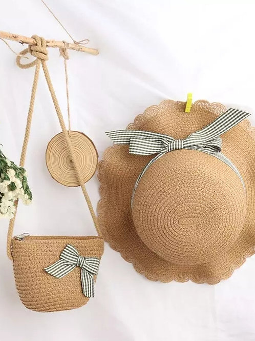 Sombrero vichy NAVITA