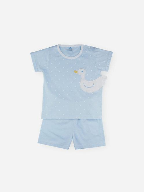 Pijama algodón Pato SARDON