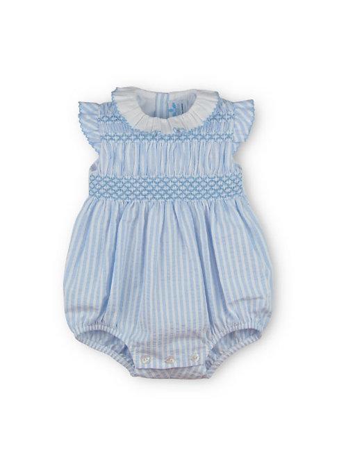 Ranita azul bebé