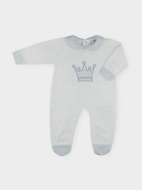 Pijama pelele corona SARDON