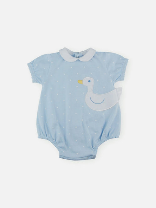 Pijama algodón ranita Pato SARDON