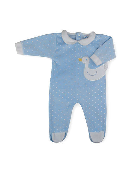 Pijama tundosado Pato  SARDON