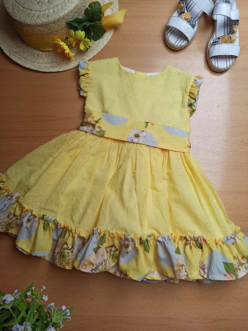 Vestido Colección Miel